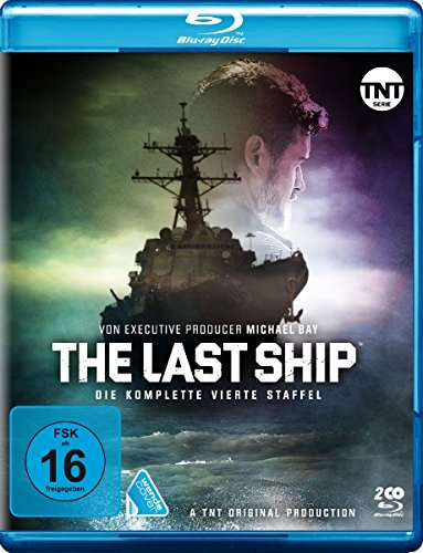 Bild von The Last Ship - Staffel 4 [Blu-ray]