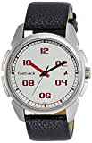 Fastrack 3124SL01 White Dial Analog Watch For Men