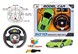 Toys Bhoomi Steering Wheel Controlled 1:...
