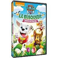 PAW PATROL 08: LA BUSQUEDA DE LOS HUEVOS DE PASCUA