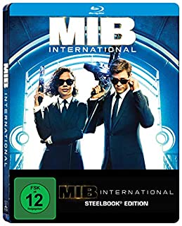 Men in Black: International (Ltd. Steelbook) [Blu-ray]