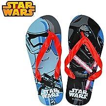 MWS2855 - SWE7043 Chanclas infantiles de goma con motivo de Star Wars (33/34)