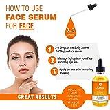 Hyaluronsäure Gesichtsserum | Vitamin C Retinol Serum Bestes für Anti-Aging, Anti Falten. - 4