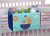 #7: SMALL WONDER BABY UTILITY BOX-(SAIL BOAT)