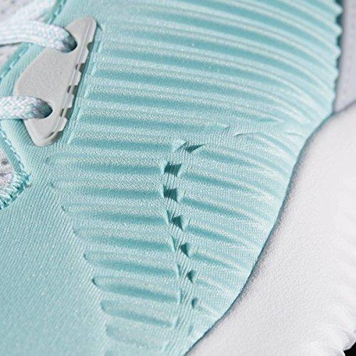 adidas Damen Alphabounce Lux W Laufschuhe Blau (Agucla/ftwbla/gritra)