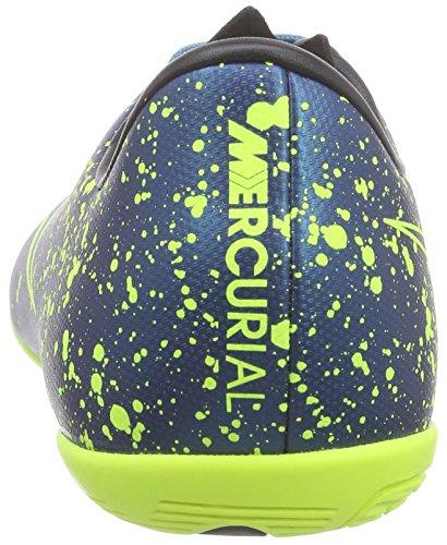 NikeJr. Mercurial Victory V IC - Scarpe da Calcio Bambino Blu