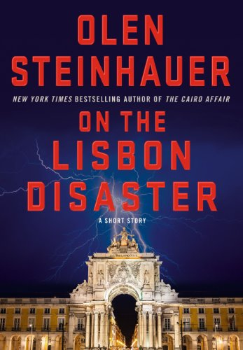 Book's Cover of On The Lisbon Disaster English Edition