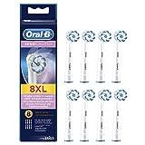 Oral-B Sensi Ultrathin Brossettes de Rechange pour Brosse à  Dents Électrique x8