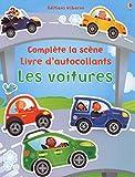 Telecharger Livres Les voitures Complete la scene Livre d autocollants (PDF,EPUB,MOBI) gratuits en Francaise