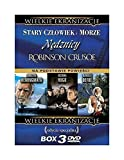 Robinson Crusoë (2003) / Misérables, Les / Old Man and the Sea, The [Region 2] (IMPORT) (Keine deutsche Version)