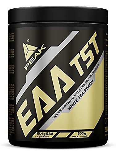 Peak EAA TST White Tea Peach, 500 g - Freie Energie Formel