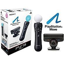 Sony PlayStation paquete de arranque amigable inc mover controlador cámara eyetoy (PS3 / PS4 / PSVR)
