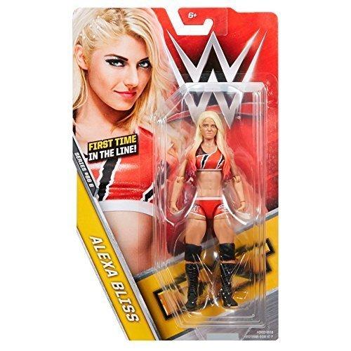 Preisvergleich Produktbild WWE Basic-serie 68.5 Actionfigur - Alexa Bliss