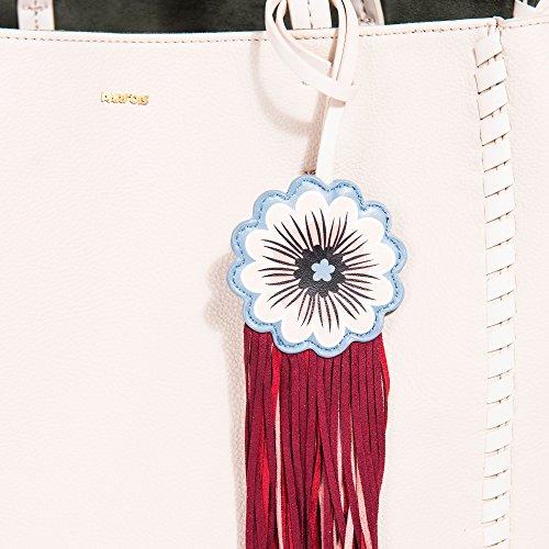 Parfois - Shopper Glam Flower - Donne Ecrù