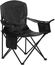 AmazonBasics Foldable Camping Chair with Carrying Bag