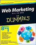 Scarica Libro Web Marketing All in One For Dummies 2nd edition by Arnold Becker Michael Dickinson Marty Lurie Ian Marst 2012 Paperback (PDF,EPUB,MOBI) Online Italiano Gratis