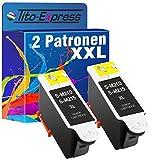 PlatinumSerie® 2x Tintenpatrone XL für Samsung INK-M210/INK-M215 Black CJX-1000 CJX-1050W CJX-2000FW
