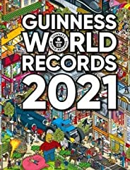 Guinness World Records 2021 (Middle Eastern edition) - exclusively for Middle Eastern accounts