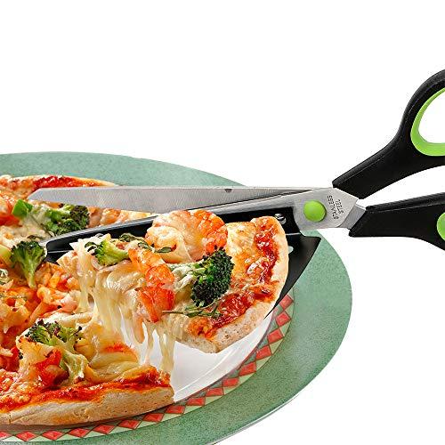 Cortador de pizza de acero inoxidable