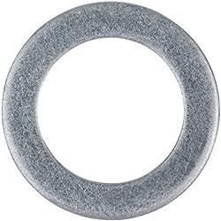 KS Tools arandelas, aluminio, exterior - diámetro de 22 mm, interior - diámetro 14 mm, 25 Pack, 430,2514