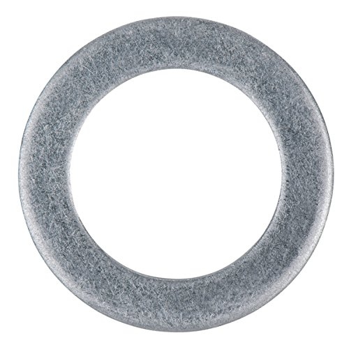 KS tools anneaux de fixation en aluminium-diamètre extérieur : 22 mm-intérieur-ø 14 mm-pack de 25 pièces, 430.2514