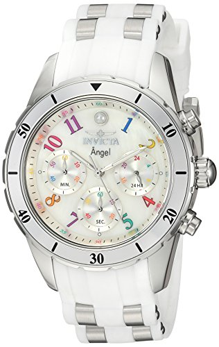Invicta Women's Analog Quartz Watch with Silicone Strap 24903