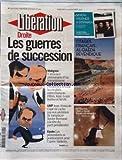 LIBERATION [No 9132] du 22/09/2010 - OTAGES FRANCAIS / AL-QAIDA REVENDIQUE - DROITE / LES GUERRES DE SUCCESSION - FILLON - BORLOO - MAM - COPE - BERTRAND - L'APRES-SARKOZY - RETRAITES / TRIPLE PEINE POUR LES FEMMES