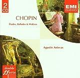 Chopin : Etudes, Ballades & Valses [Import USA]