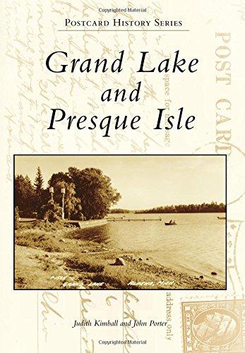 Grand Lake and Presque Isle (Postcard History Series) Lake Michigan-sd-karte