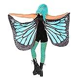 Unbekannt große Schmetterlingsflügel Pareo Tuch für den Strand