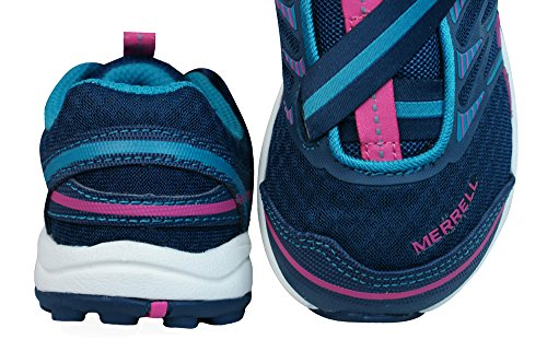 Merrell Mix Master Jam Z-rap, Chaussures Multisport Outdoor Mixte Enfant blue