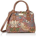 Joe Browns Damen Strawberry Thief Tapestry Bag Schuhbeutel, Rot (Red), Einheitsgröße