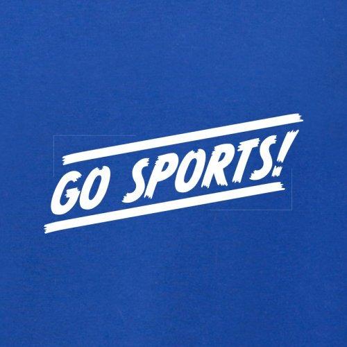 Go Sports - Herren T-Shirt - 13 Farben Royalblau