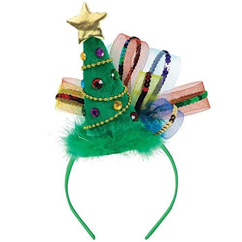 Amscan 20.3 x 20cm Christmas Tree Fashion ()