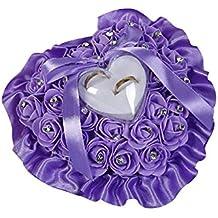 309025929534 Amazon.es  caja anillo compromiso - Morado