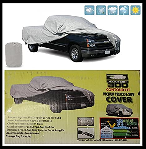 Premium Vehicle Coverage Dodge Ram 15002500Ford F150°F250Super Duty Pickup for Chevrolet GMC C1500K1500°C2500K2500