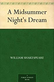 A Midsummer Night's Dream (English Edit