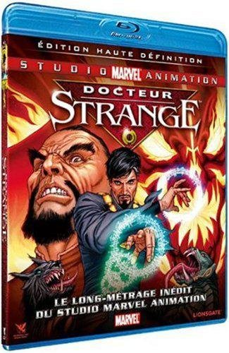 Docteur Strange [Blu-ray]