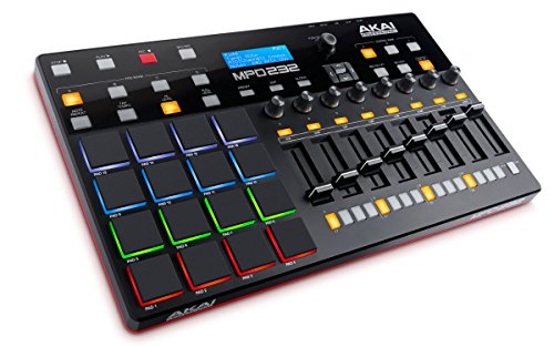 akai-professional-mpd232-16-pad-usb-midi-pad-controller-with-step-sequencer-and-full-complement-of-f