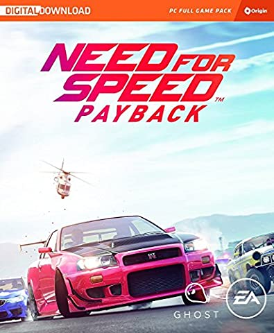 Need for Speed: Payback - Standard Edition   Origin Code