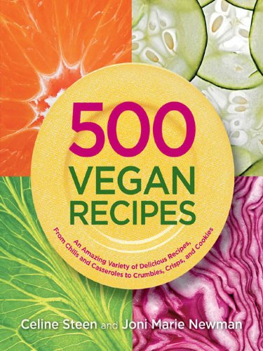 500 Vegan Recipes (500 Cooking (Sellers)) (English Edition)