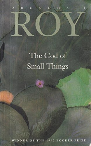 Buchcover The God of Small Things by Arundhati Roy (1998-08-02)