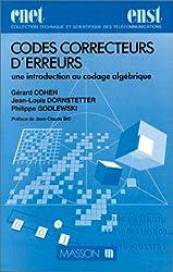 Codes correcteurs d'erreurs : Une introduction au codage algébrique