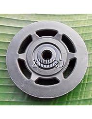 "Universal 96mm 3,8""nailon polea rueda Cable gimnasio Fitness equipo piezas de repuesto Abbott"
