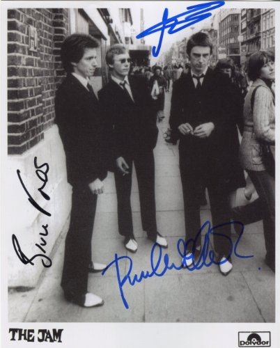 the-jam-paul-weller-fully-signed-photo-1st-generation-print-ltd-150-certificate-5