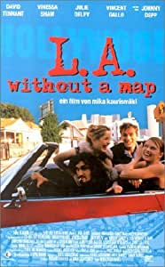 L.A. without a Map [VHS]