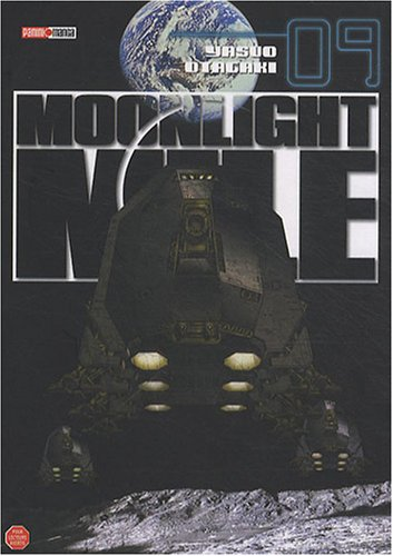 Moonlight Mile Edition simple Tome 9