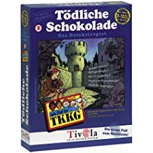 TKKG: Tödliche Schokolade