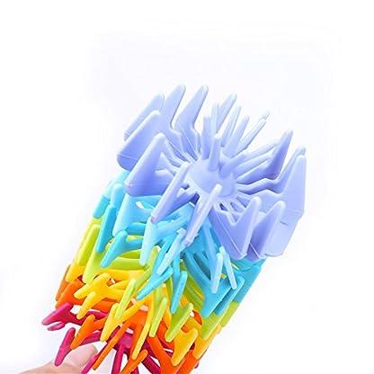 FIDGET DICE Food-Grade Silicon Brushes Anti-Scratch Soft Silicone Bottle Brusher Baby Milk Bottle Teat Brush 360 degree… 5