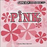Game Boy Advance SP Konsole pink -
